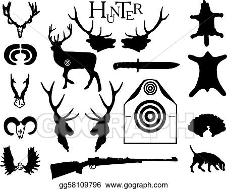 Stock Vector Vector Illustration Outline Dragon With Skull On White Background also Symbolism To The Theme Hunting Gg58109796 further I0000Uso2cnECN3w furthermore Vintage Black And White Native Bow And Arrows 1209167 likewise Bass Fish Profile Sketch Templates. on deer target clip art