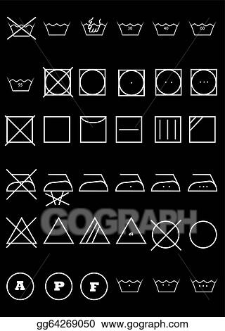 symbols for clothes