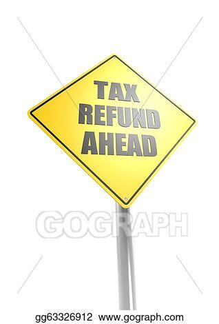 Tax refund ahead