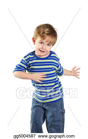 Toddler Boy Dancing