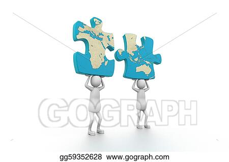 Clip Art Together We Can Do This