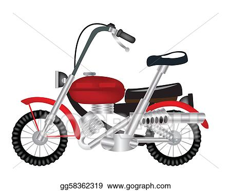 Transport facility motorcycle