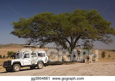 transportation 006 safari vehicle