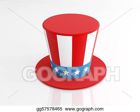Uncle Sam's Hat second version