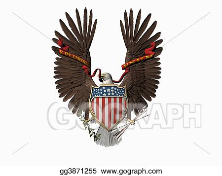 United states seal, Out of many, one.