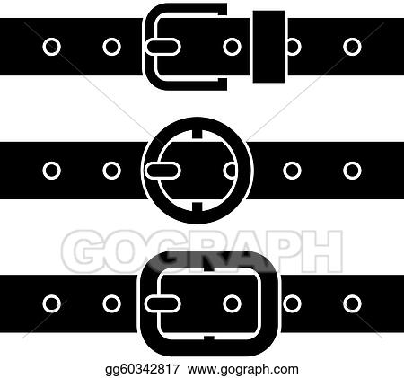 Black Belt Vector Images & Pictures - Becuo