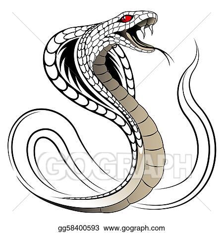 Vector Art Snake Cobra EPS Clipart Gg58400593