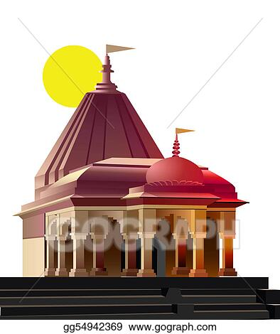 view of temple, place of worship, religion