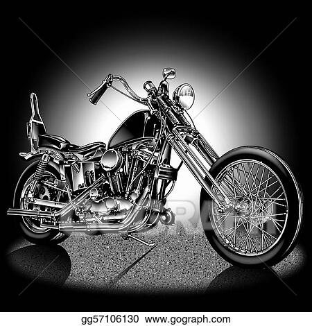 Vintage Chopper