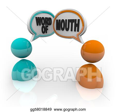 Word of Mouth - Two People Speaking