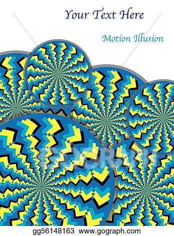 Zigzag Revolutions (motion illusion