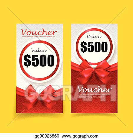 004 collection of chinese new year card template for gift voucher vector illustration eps10