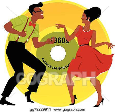 groovy silhouette - Google Search   Disco party decorations, Dance  silhouette, Disco dance