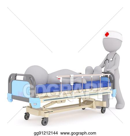 Nurse or Doctor Team High Five - Great PowerPoint ClipArt for Presentations  - PresenterMedia.com