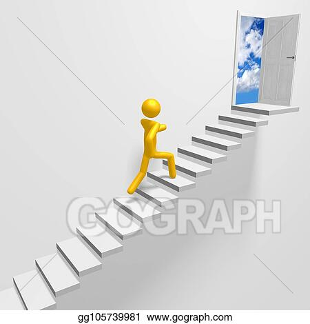 85 Stairway To Heaven Illustrations, Royalty-Free Vector Graphics & Clip Art  - iStock