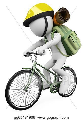 Bike Helmet Clipart 3d - Scales4U