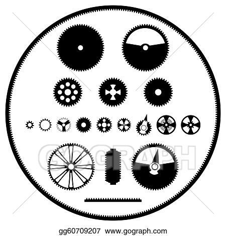 Gear Train Graphic