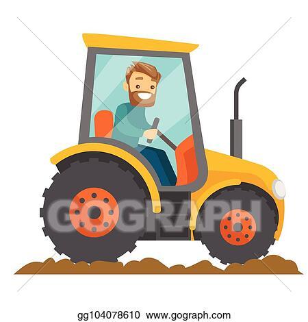 happy farmer family cartoon character in organic farm - Download Free  Vectors, Clipart Graphics & Vector Art