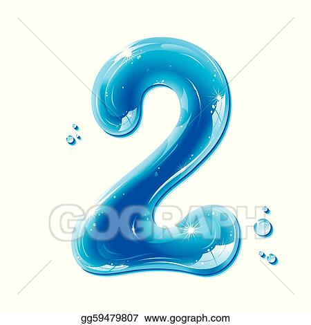 number 2 clip art royalty free gograph rh gograph com number 2 clipart images number 2 birthday clipart