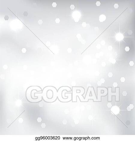 abstract background white color sky background magical new year christmas event style
