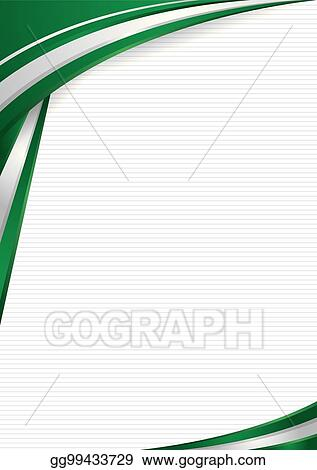 Vector Stock Abstract Background With Shapes With The