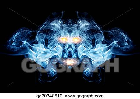 Smoke Graphics Background