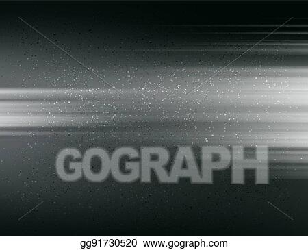 Vector Illustration - Abstract light template background