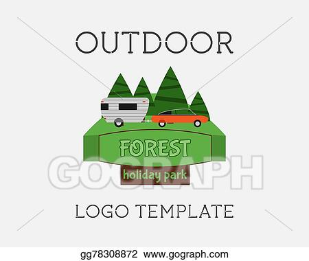Vector Stock - Adventure tourism travel logo vintage labels design ...