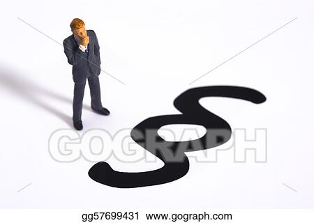 Stock Illustration Advocate And Paragraph Sign Of Law Clipart