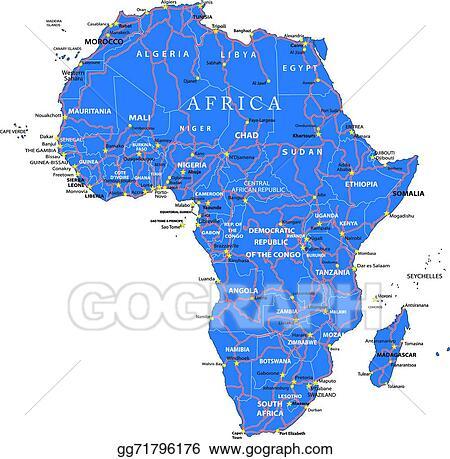 Vector Art - Africa road map. Clipart Drawing gg71796176 - GoGraph on kenya points of interest, kenya counties list, limuru kenya map, kenya coast map, kenya equator, kenya town map, kenya animals, kenya route map, kenya flag, kenya tourist map, kenya topographical map, kenya thematic map, kenya travel map, kenya vegetation map, kenya map regions, kenya country map, kenya police map, kenya map detailed, kenya africa map,