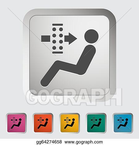 Clip Art Vector Air Filter Stock Eps Gg64274658 Gograph