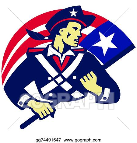 patriot clip art royalty free gograph rh gograph com patriotic clipart black and white patriotic clip art free images