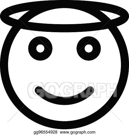 Angel Emoticon Stock Illustrations – 3,012 Angel Emoticon Stock  Illustrations, Vectors & Clipart - Dreamstime