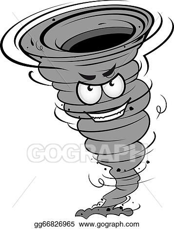 vector stock angry hurricane clipart illustration gg66826965 rh gograph com hurricane clipart hurricane clipart gif