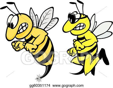 angry wasp