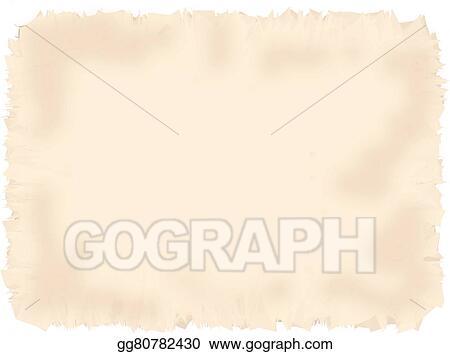 vector stock antique parchment paper texture stock clip art