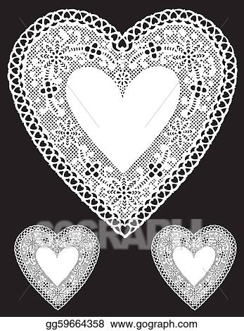 Black And White Heart Clip Art at Clker.com - vector clip art online,  royalty free & public domain
