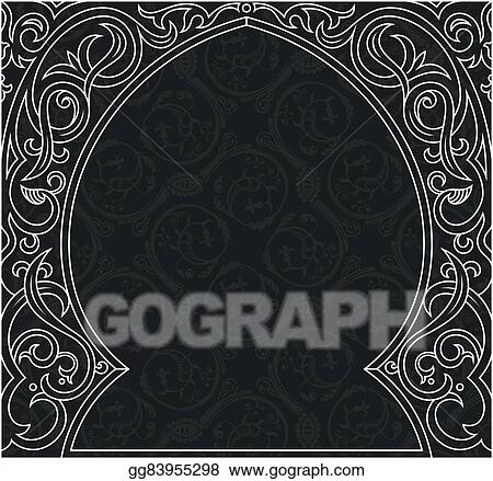 Vector clipart arabic greeting vector background arch muslim arabic greeting vector background arch muslim mosque m4hsunfo