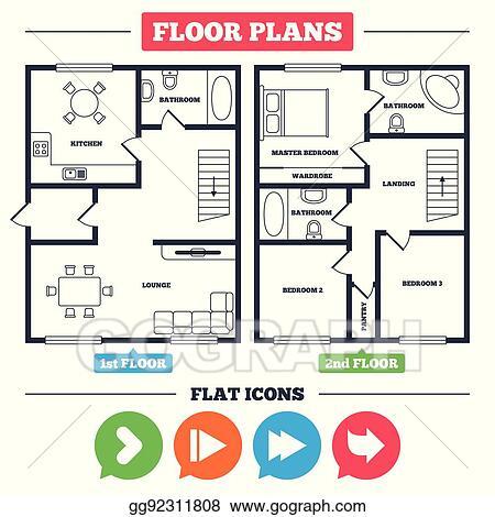 bathroom symbols for floor plan