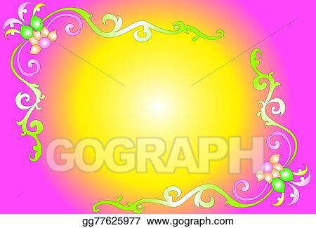 52cfc67a532 Clipart - Art thai design. Stock Illustration gg77625977 - GoGraph