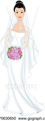 https://comps.gograph.com/asian-bride_gg70630650.jpg