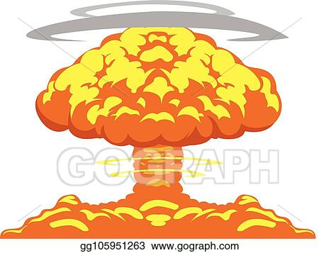 eps illustration atomic bomb explosion vector clipart gg105951263 gograph https www gograph com clipart license summary gg105951263