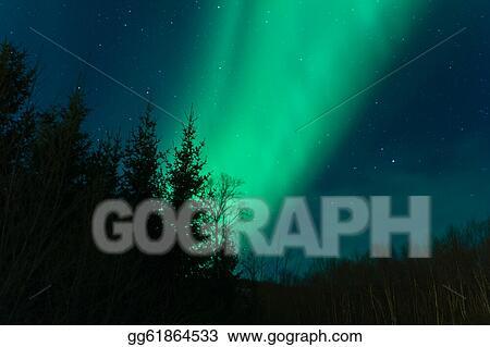 stock photo aurora borealis northern lights stock photography
