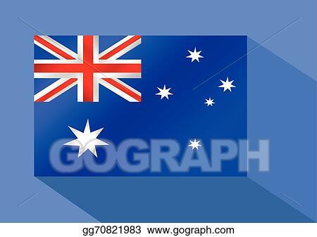 Word Flag Clipart Australia - Australian Flag Png Gif Transparent Png  (#925157) - PinClipart