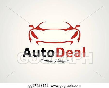 Auto Car Dealership Logo Design