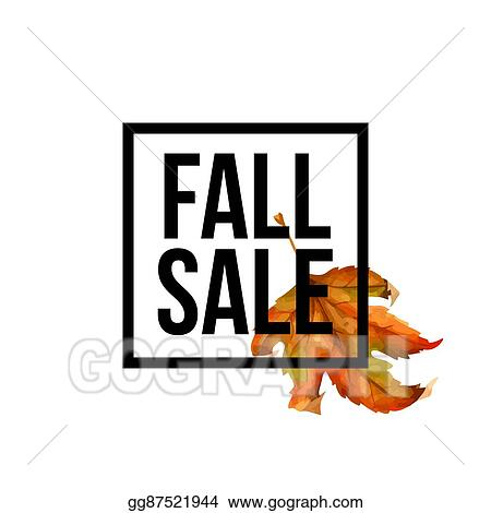 vector stock autumn leaves watercolor texture fall leaf sale