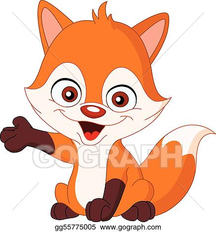 fox clip art royalty free gograph