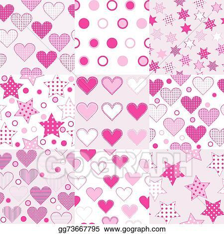 Baby Seamless Background Patterns