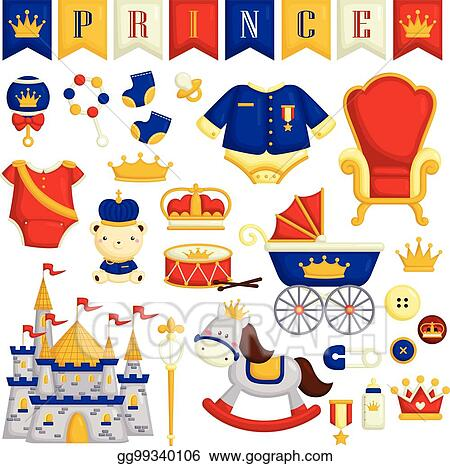 Baby Items In Prince Theme