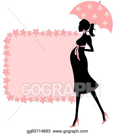 Vector illustration baby shower pink eps clipart gg60714893 baby shower pink filmwisefo